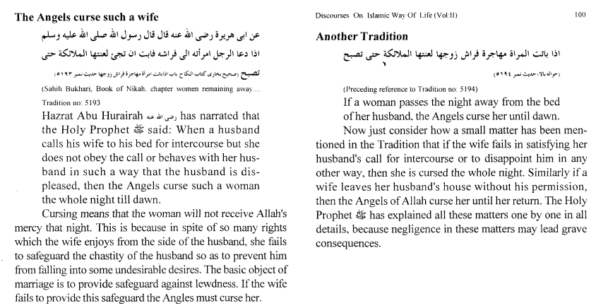 Does a wife need her husbands permission to - Ummah com